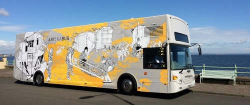 Travelling Gallery 500X210