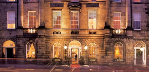 The Prinl Edinburgh Charlotte Square Formerly Roxburghe Hotel Has Now Re Opened Its Doors Following A Multi Million Top To Toe Refurbishment