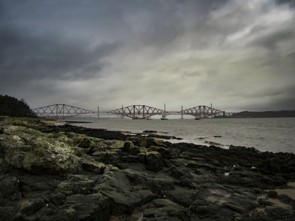 South Queensferry By Andrew Bulloch