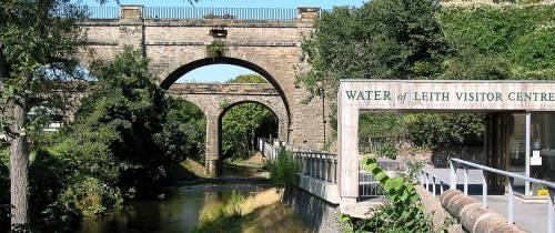 Water Of Leith Walkway Juniper Green Credit Water Of Leith Conservation Facebook 500X210