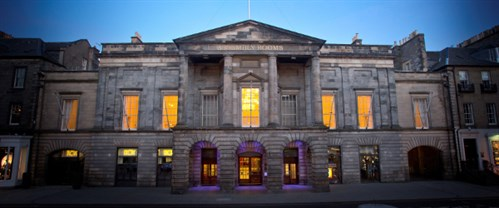 Assembly Rooms Evening View