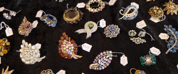 Spoonful Of Vintage Brooches