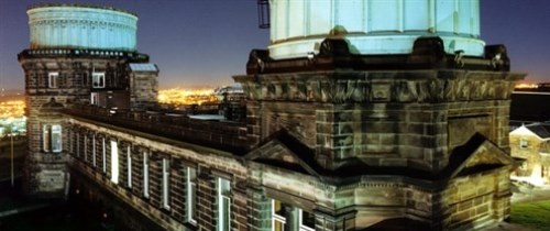 Royal Observatory Edinburgh 500X210