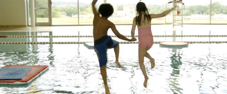 Kids Jumping In Pool Compressed 736