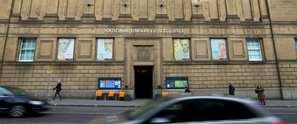 National Library Of Scotland 600 X 250