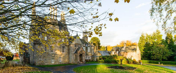 Lauriston Castle Autumn