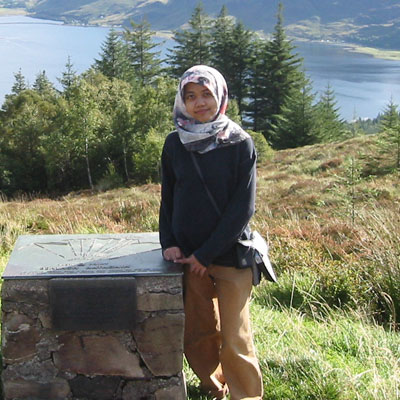 Photo of Afidah Shahbudin