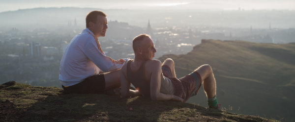 Trainspotting 2 Renton And Spud On Arthurs Seat