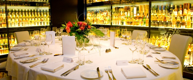Private dining edinburgh private dining rooms for Best private dining rooms edinburgh